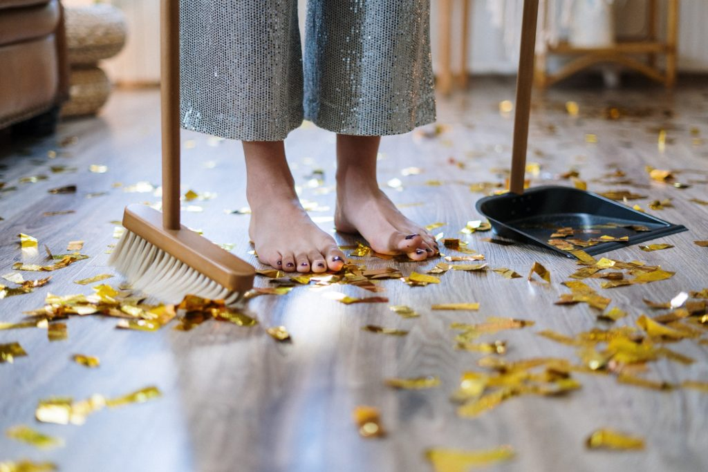 The Secret Of Cleaning Your Floor